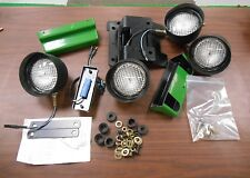 JOHN DEERE ROOF FLOOD LIGHT KIT FOR 9100-9400, 9300T, 9400T-PART NUMBER: RE64598