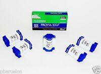 5 x  FUJI  PROVIA  100F  Colour  Slide  Film--120--MED. FORMAT--expiry: 03/2020
