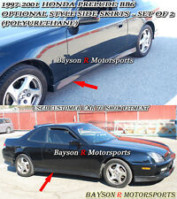 OE Optional-Style Side Skirts (Urethane) Fits 97-01 Prelude