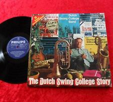 2 LP The Dutch Swing College Story (Band) TOP ZUSTAND!
