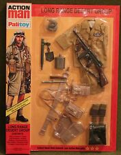 vintage action man 40th anniversary sas long range desert group carded boxed