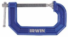 IRWIN Tools QUICK-GRIP C-Clamp, 6-inch (225106)