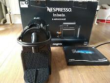Nespresso by Magimix Inissia Coffee Machine - Black