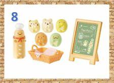 RE-MENT MINIATURES SUMIKKO Gurashi Bakery Bread and Cake Set No.08