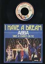 ABBA - I Have a Dream - Take a Chance on Me  - 7 Inch Vinyl Single - FRANCE