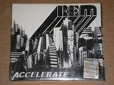 R.E.M. - ACCELERATE - CD SIGILLATO (SEALED)