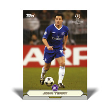 Topps The Lost Rookie Cards John Terry 2003-04 Chelsea FC - RC Rookie Candidate