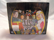 VS SYSTEM LEGION OF SUPER HEROES COMPLETE SEALED BOX