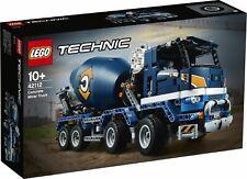 LEGO Technic 42112 Betonmischer Zement LKW  N8/20
