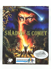 Juego Shadow of The Comet Call of Cthulhu Para PC Big Box / Caja Cartón 1993