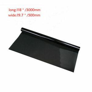 5% Black Car Roll Window Tint Shade Home Office Glass Film For VW Jetta Honda