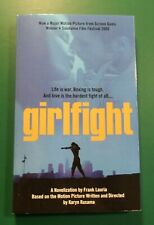 Girlfight, A Novelization by Frank Lauria, Mass Market Paperback 2000