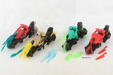 MMPR Power Rangers Samurai Sword Cycles Mega Fire Forest Light Shark Attack