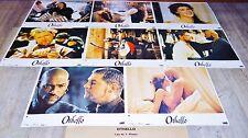OTHELLO ! Kenneth Branagh jeu 8 photos cinema lobby cards