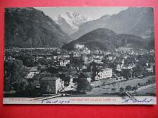 INTERLAKEN mit Jungfrau.......VO.1906.
