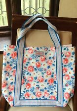 Cath Kidston Daisies And Roses Coated Large Tote Bag -BNWT RRP:£38.00 -Free P&P