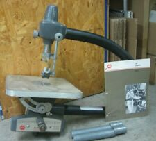 ShopSmith Mark V large attachments -  18 in. jig saw w/ owner's manual