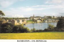 h irish donegal county eire old postcard ireland collecting culdaff