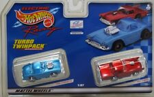 HO Slot Car - Tyco 440x2 Magnum Twin Pack - '57 T-Bird & '60 Vette - 96627