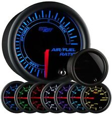 Glow Shift Tinted 7 Color Series Narrowband Air/Fuel Ratio Gauge