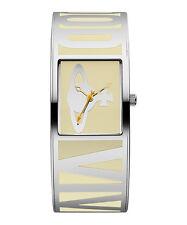 Vivienne Westwood Bond Silver/Cream Watch