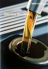 BMW Service Booklet original service book Serviceheft english 5er E60 E61 X5 E70