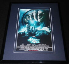 Planet of the Apes Framed 8x10 Repro Poster Display Mark Wahlberg Tim Roth