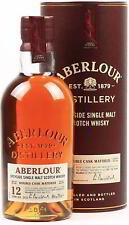 Aberlour 12 Jahre Double Cask Matured Scotch Whisky 40 % Vol./ 0,7 Liter