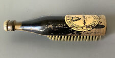 Old Guinness Clothes Brush Antique Stout Dublin London Wooden Wood Advertising