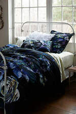 *perfect gift* Anthropologie PHOTOVIOLET Twin Duvet Cover RARE college dorm NWT