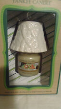 Yankee Candle 3.7 oz Jar with Topper/Shade Gift Box Christmas Cookie NEW