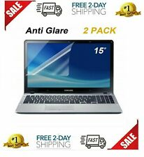 2-Pack 15.6 Inch Laptop Screen Protector Blue Light and Anti Glare Filter Eye