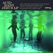 ACID BABY JESUS st LP GREECE Last Drive Villa 21 Sound Explosion Will-o-the-wisp