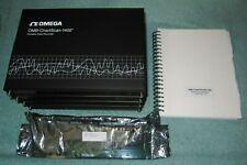 New Omega Omb-Chartscan-1400 Portable Data Recorder & New Omb-Csn14/Tc/P Card