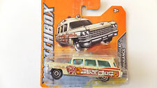 Matchbox - '63 Cadillac Ambulance