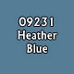 09231 HEATHER BLUE - 0.5 oz Dropper Reaper Master Series Paints