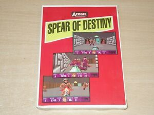 "MINT & SEALED !! Spear of Destiny by Apogee - 3.5"" Disc - Wolfenstein"