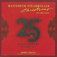 Mannheim Steamroller Christmas: 25th Anniversary Collection - 2 CDs - NEW