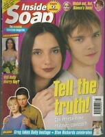 Inside Soap Magazine May 28, 1999 Matthew and Teresa From Eastenders on Cover