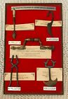 Schering The Garamycin Collection of Ancient Instruments Tools