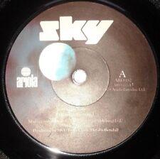 """SKY-CARILLON/EL CIELO 1970s PROGRESSIVE ROCK 7"""" Vinile Record 45RPM"""