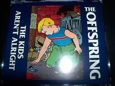 The Offspring The Kids Aren't Alright Australian CD Single – Like New