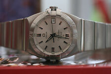 omega constellation herren double eagle 2006 perpetual calender 1511.30 9.5/10
