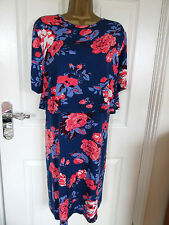 "NEW.W.T FABULOUS SMART CASUAL DRESS BY SOUTH UK-22 BUST 52"" HIPS 52"" LENGTH 39"""
