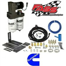 FASS TS D08 165G Signature Titanium Fuel Pump System 165GPH 98-04 Dodge Cummins