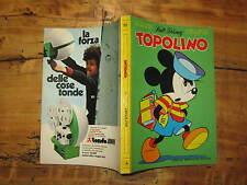 WALT DISNEY TOPOLINO LIBRETTO NUMERO 879 PRESENTI PUNTI CLUB 1 OTTOBRE 1972
