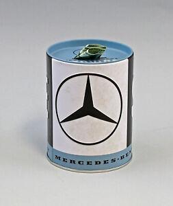 9974087-x Vintage Spardose Mercedes-Benz Service 10x13cm
