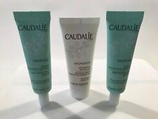 CAUDALIE ❤ (2) VINOPURE SKIN PERFECTING SERUM ++ (1) BONUS VINOPERFECT SERUM ++