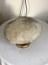 Classic Vintage Bonwit Teller Don Anderson Fox Hat