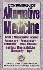 Alternative Medicine Consumer Guide editors Mass Market Paperback